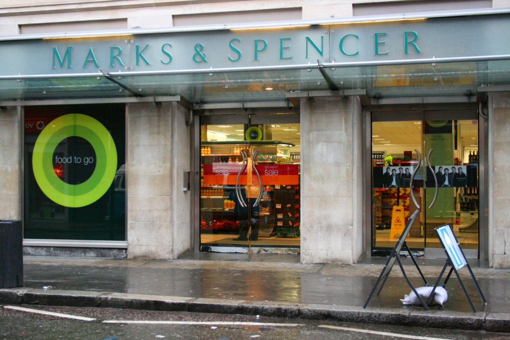 Magasin Marks and Spencer