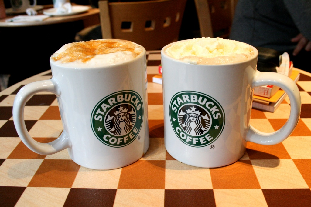 mugs Starbucks