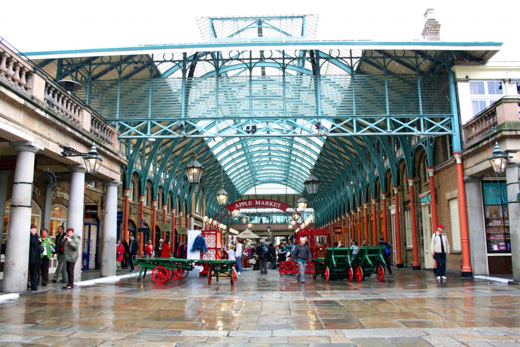 Photo verrière Covent Garden